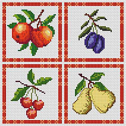 Free Online Cross Stitch Pattern to Print
