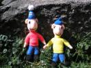 háčkovaný Pat a Mat