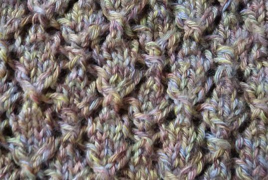 Pletení - názvosloví