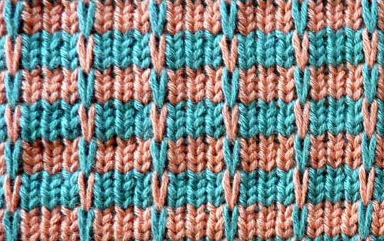 Žakárové pletení