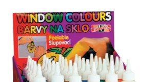 Slupovací barvy